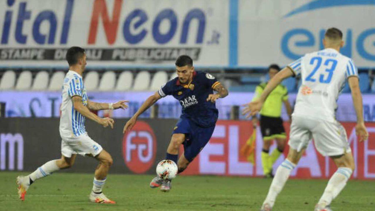 Serie A, highlights Spal-Roma: gol e sintesi partita – VIDEO
