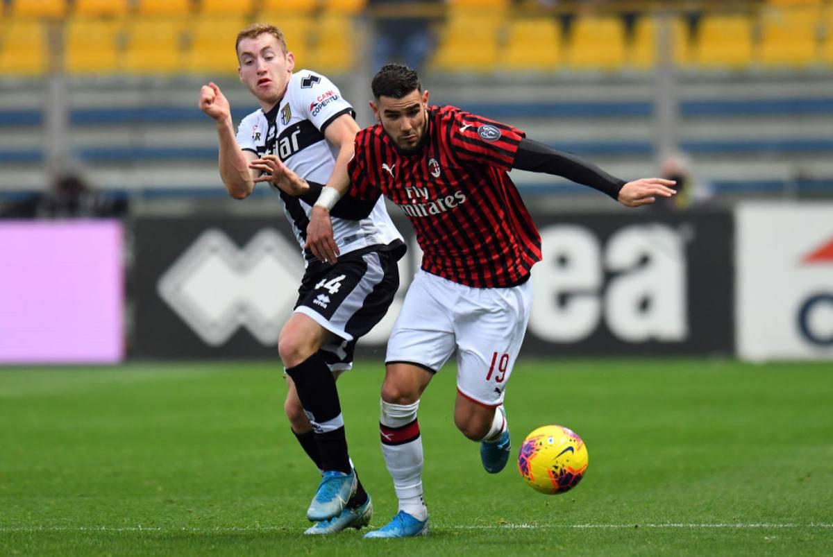 DIRETTA STREAMING - Milan - Parma