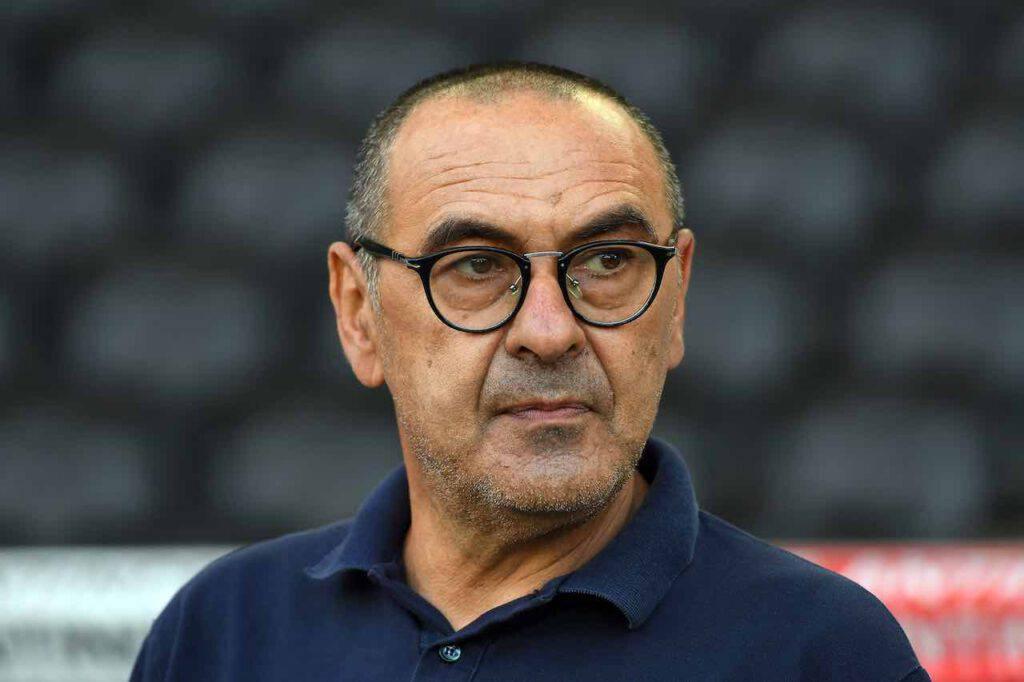 Juventus-Roma, le parole di Sarri (Getty Images)