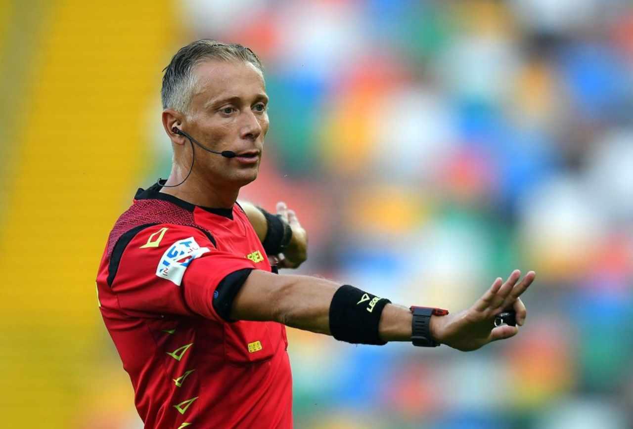Serie A, le designazioni arbitrali per la 33.a giornata (Getty Images)