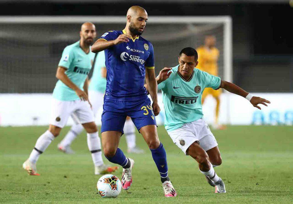 Verona-Inter, sintesi della gara (Getty Images)