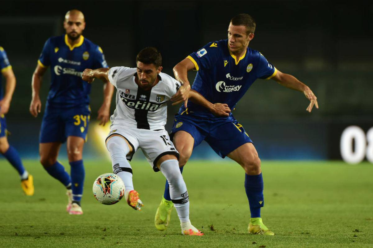 Verona Parma Highlights