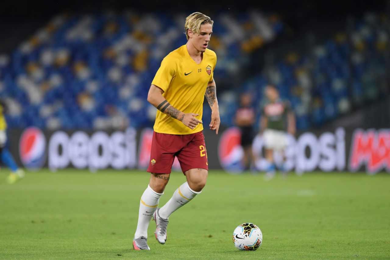 Zaniolo, rottura con la Roma (Getty Images)