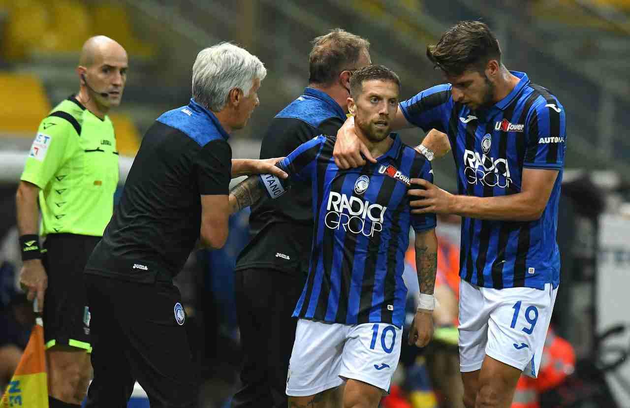 Serie A, le combinazioni per il secondo posto