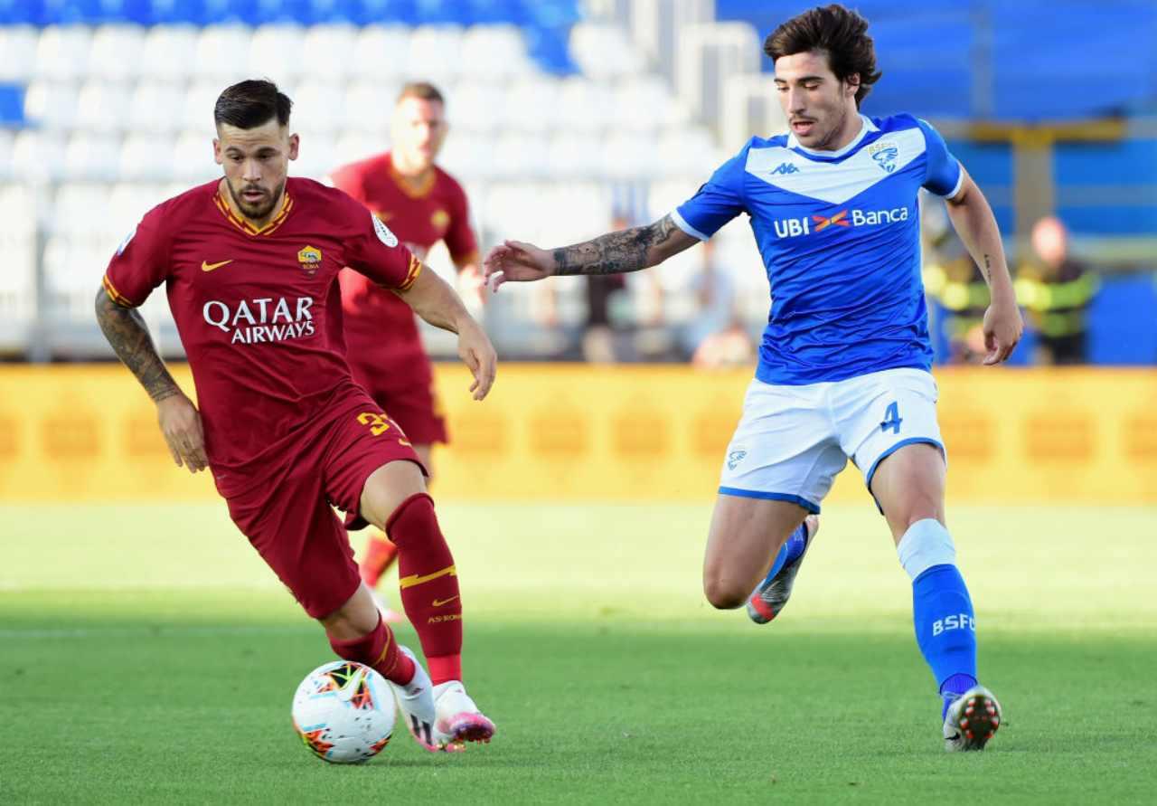Serie A, highlights Brescia-Roma: gol e sintesi del match - Video (Getty Images)