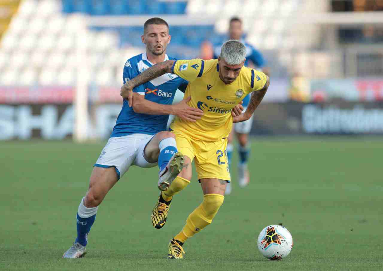 Verona-Inter, la diretta tv