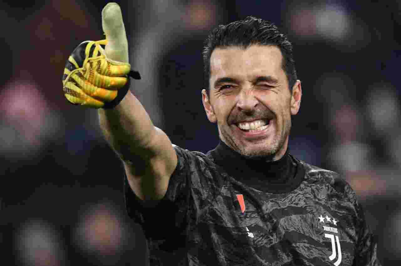 Buffon record presenze in Serie A, superato Maldini: la top 10