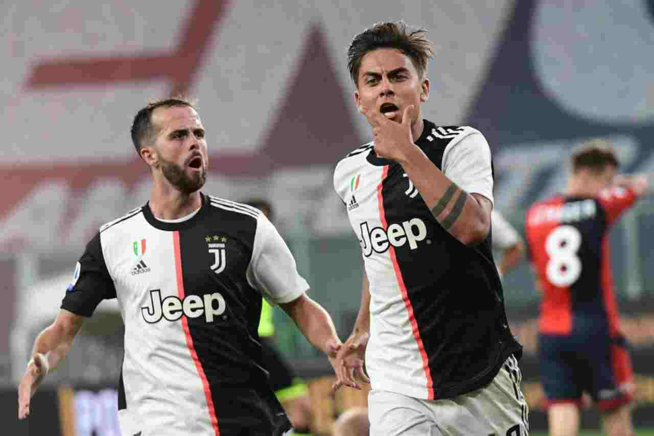Juventus, le richieste di Dybala alla Juventus