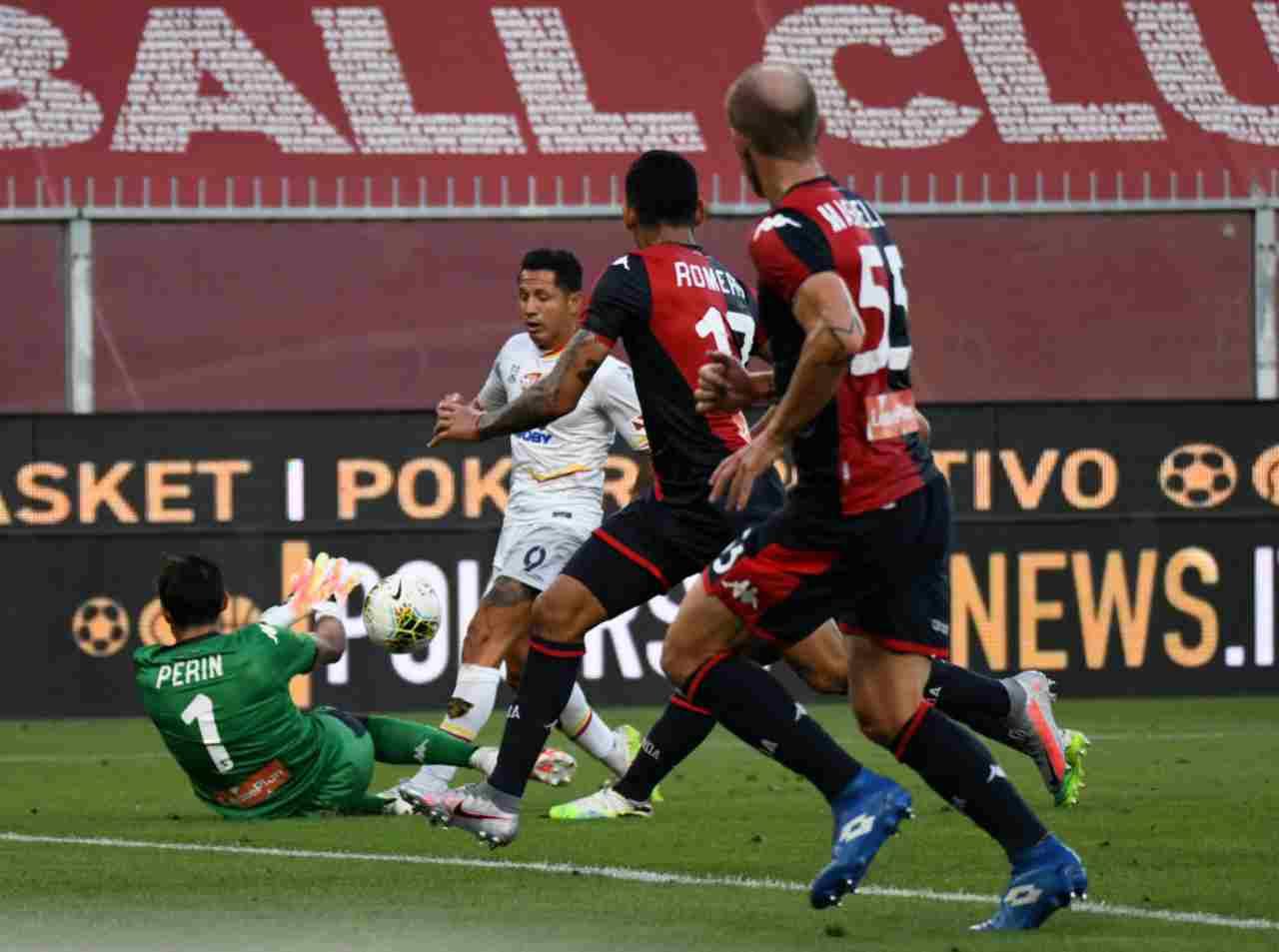 Serie A, highlights Genoa-Lecce: gol e sintesi partita - Video