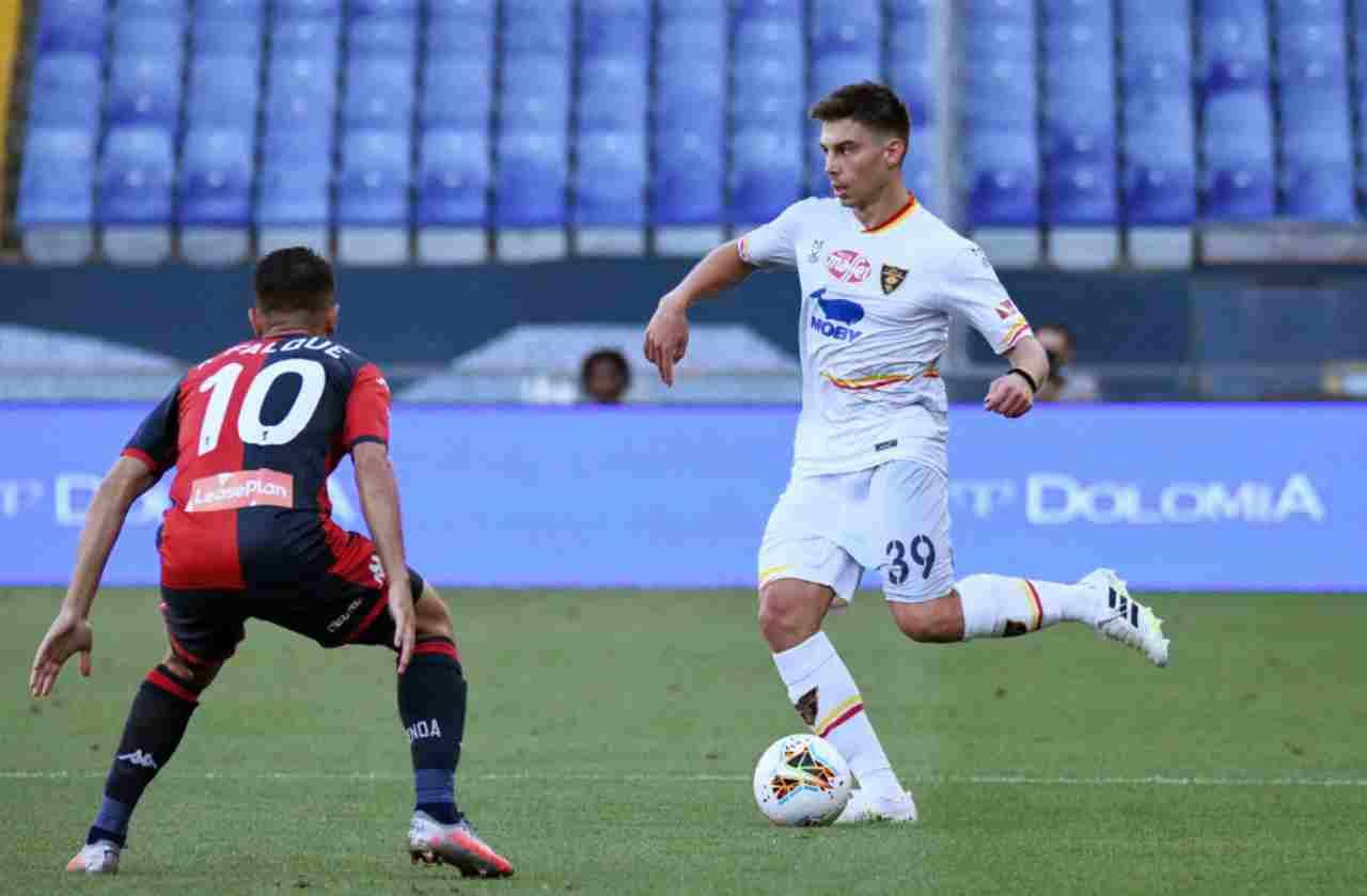 Serie A, Genoa-Lecce