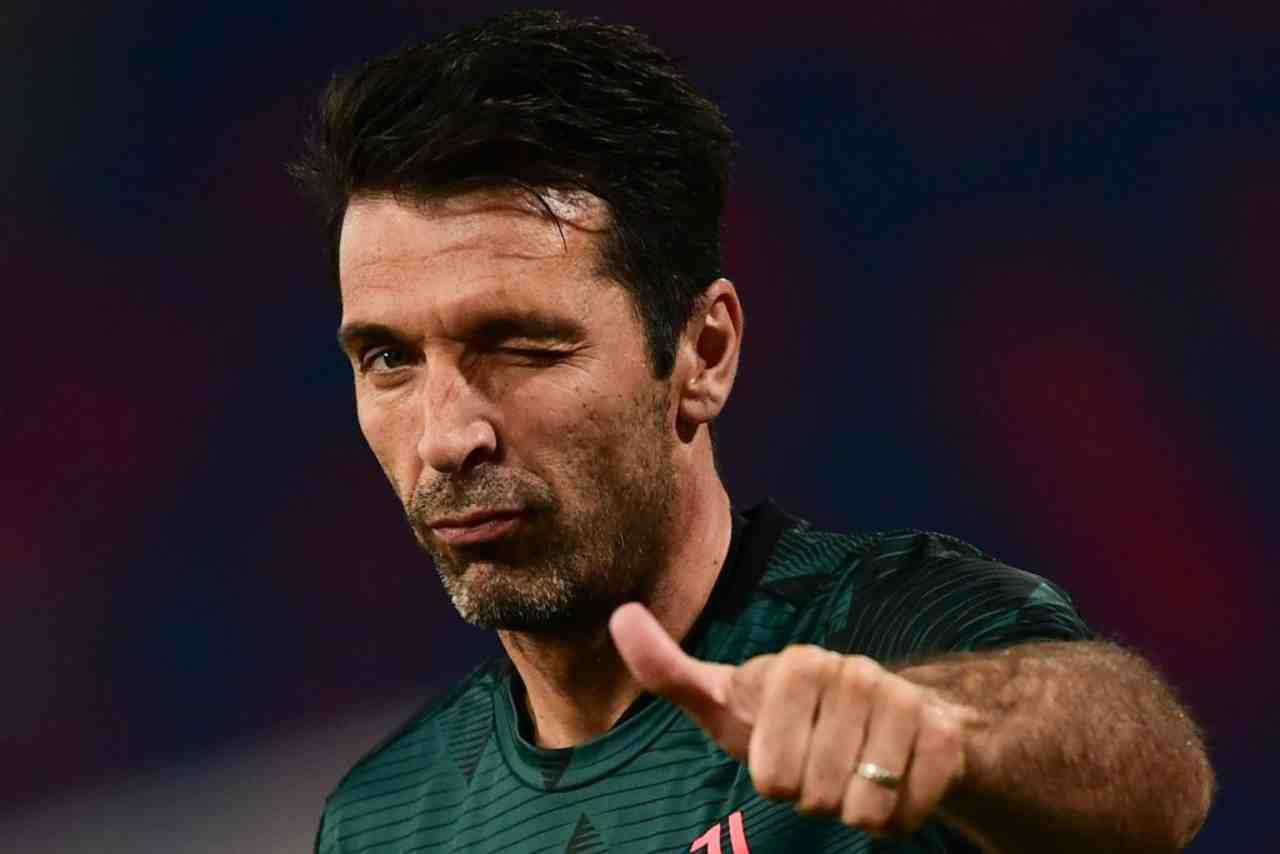 """Juventus, Buffon: """"Devo accettare le sconfitte, o non mi ritirerò mai"""""""
