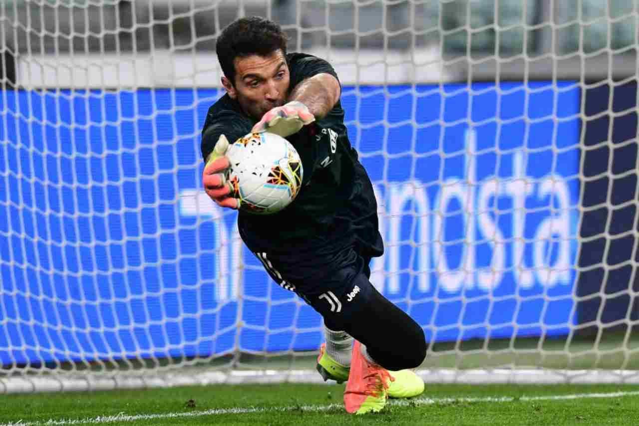 Buffon e il rispetto dei giovani alla Juventus
