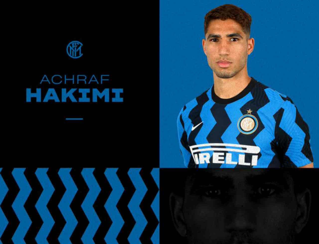 Hakimi, la carriera del neo acquisto dell'Inter