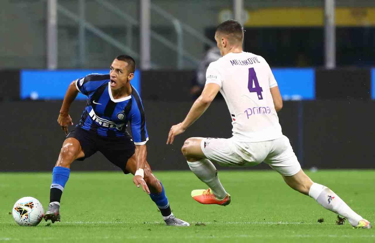 Inter-Fiorentina, i precedenti dell'incontro (Getty Images)