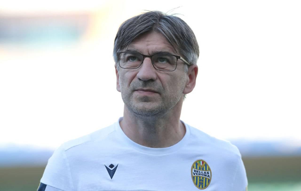 """Verona-Inter, Juric: """"Con Conte tutto chiarito. Temevo l'imbarcata"""" (Getty Images)"""