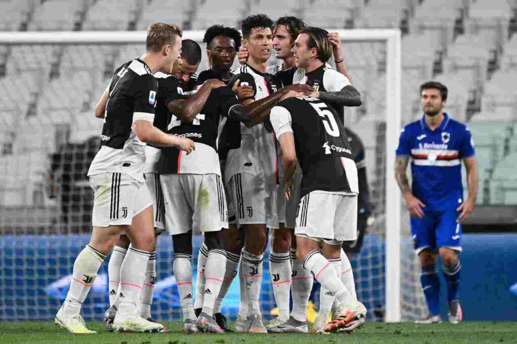 Sarri e il suo primo Scudetto con la Juventus, emozioni di un trionfo (Getty Images)