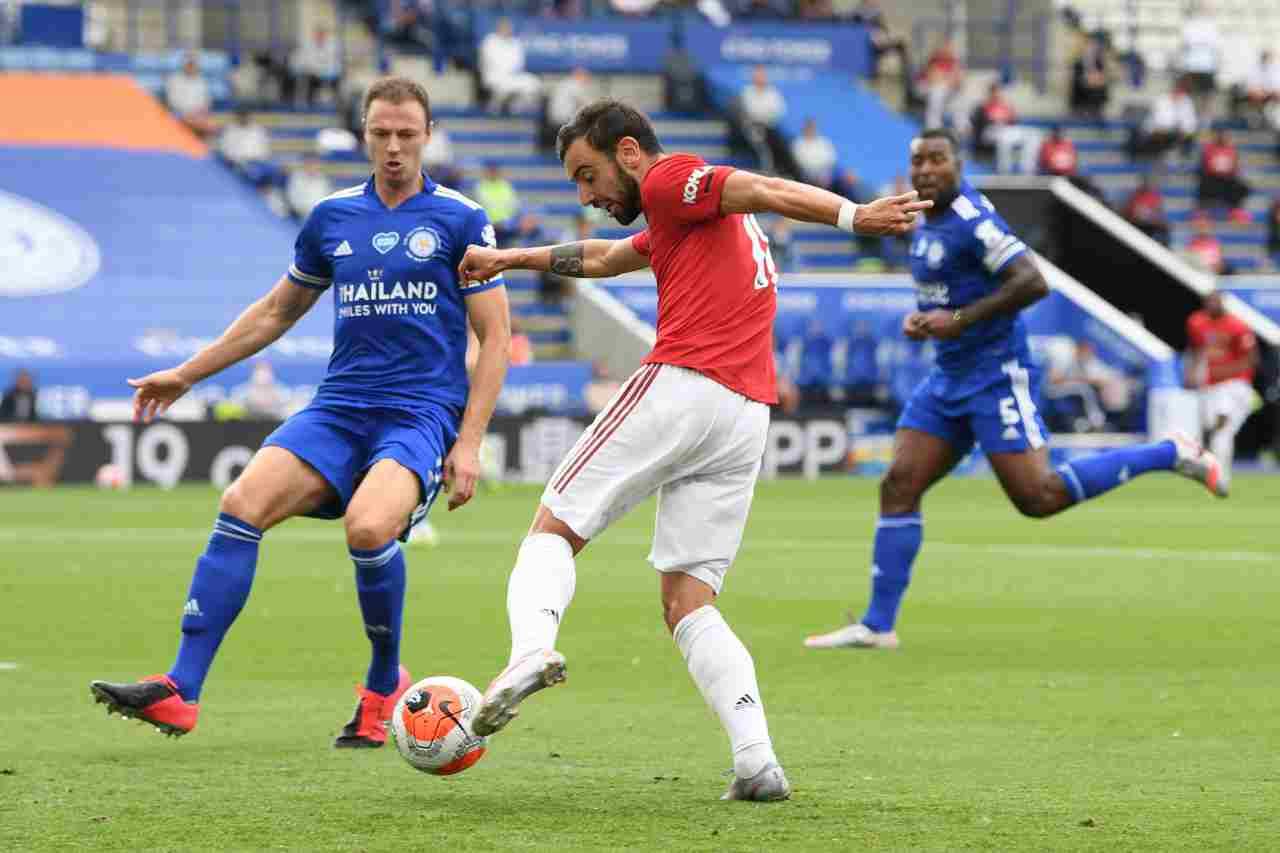 Premier League, Leicester-Manchester United
