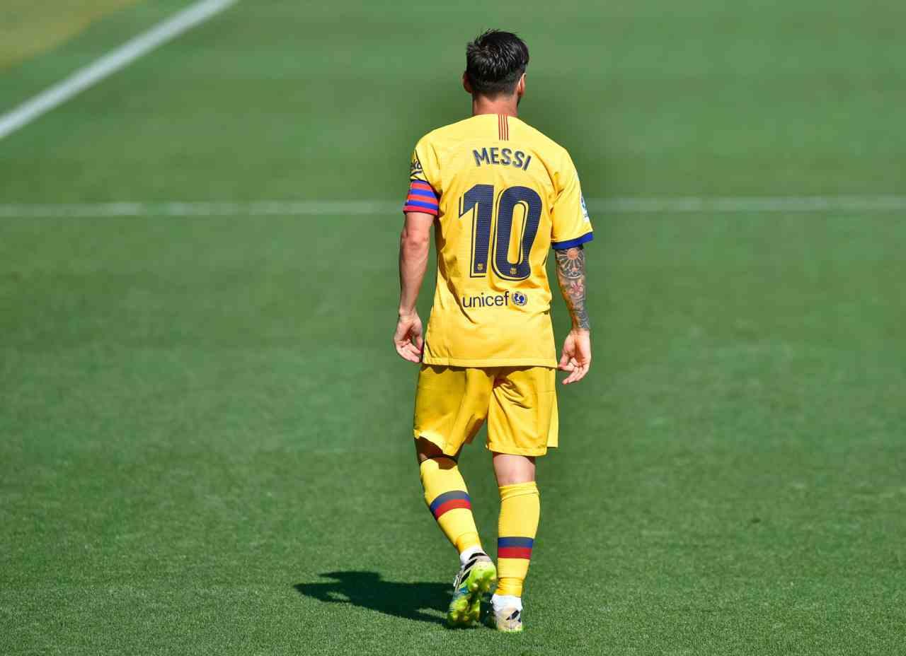 Messi all'Inter, si può fare: dalla Spagna l'annuncio che fa sognare