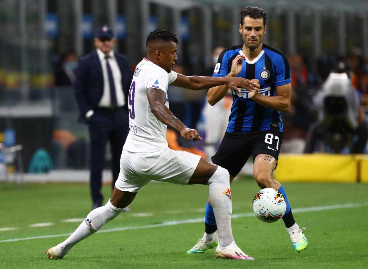 Inter-Fiorentina 0-0, super Terracciano: nerazzurri terzi. Match ...