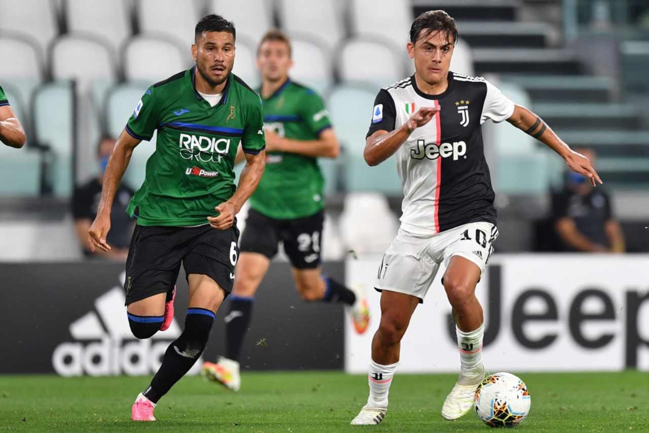 Juve-Atalanta 2-2, due rigori di Ronaldo stoppano il sogno dei nerazzurri (Getty Images)