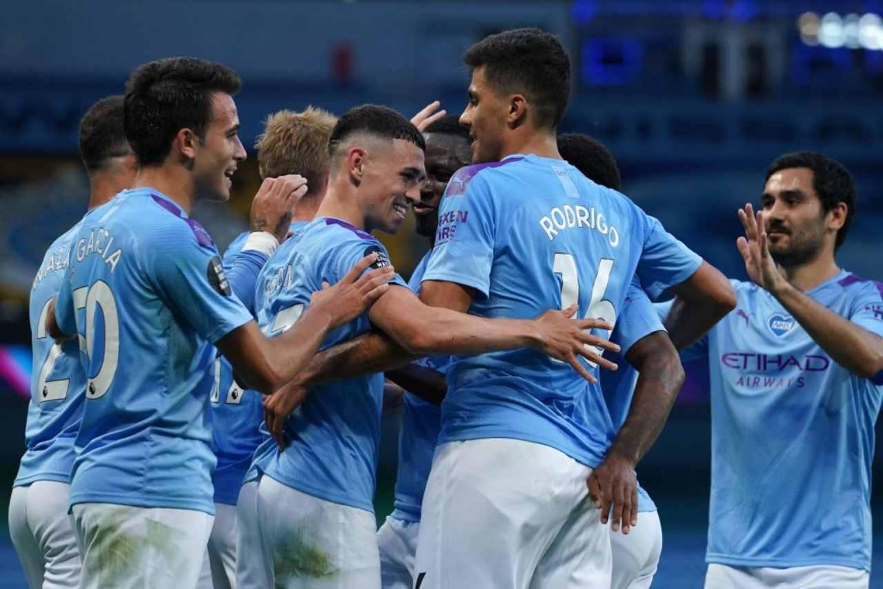 City-Liverpool, Guardiola umilia Klopp: Reds sconfitti 4-0 (Getty Images)