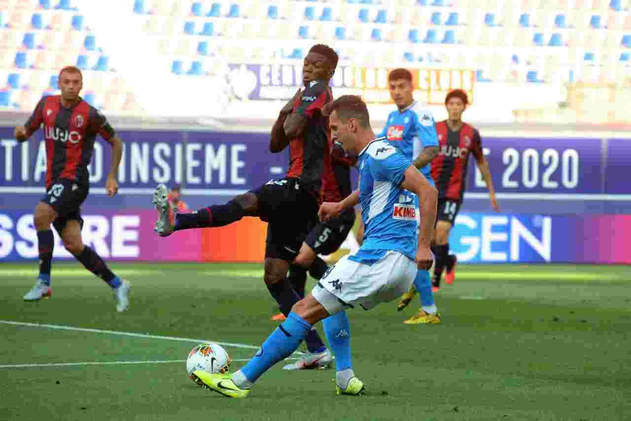 Juventus su Milik o Zapata: come può cambiare l'attacco di Sarri