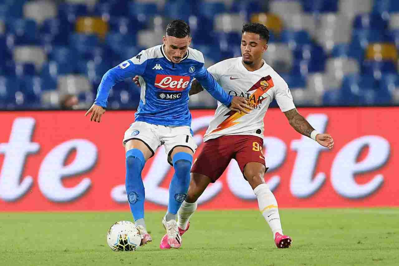 Serie A, highlights Napoli-Roma: gol e sintesi partita - Video