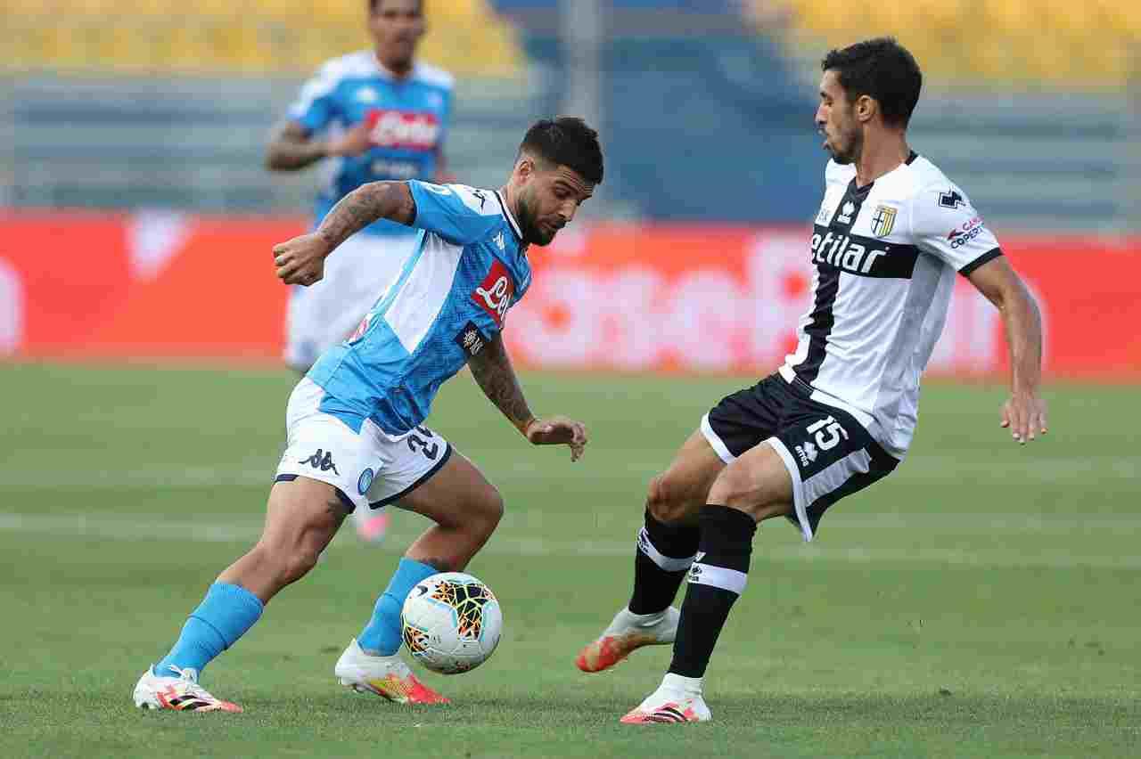 Serie A, la sintesi di Parma-Napoli