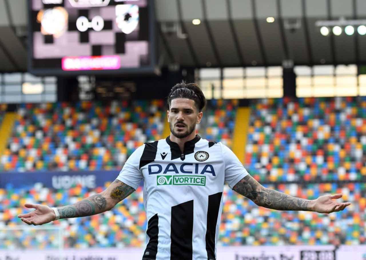 De Paul, le cifre per convincere l'Udinese (Getty Images)