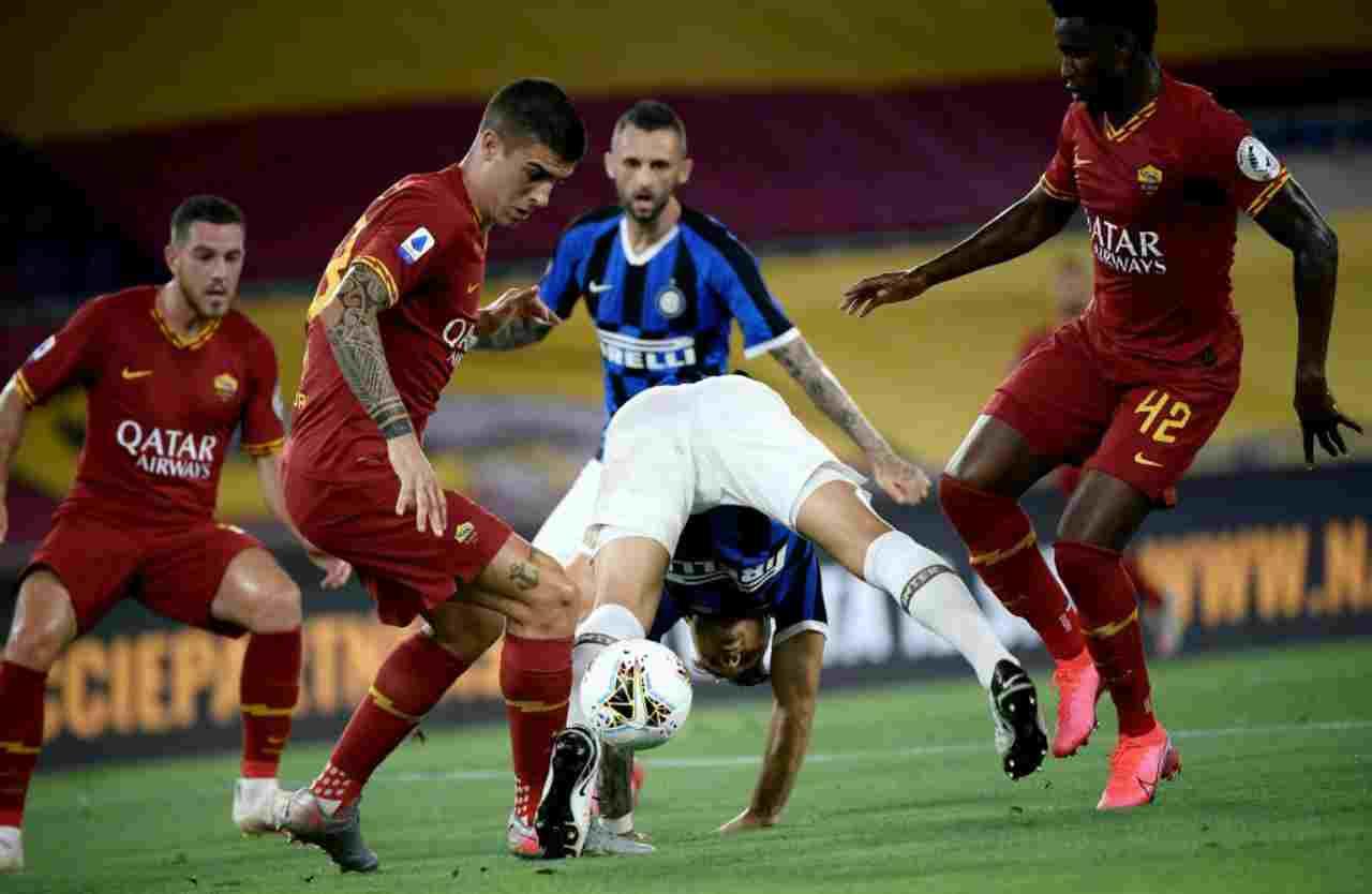 Roma-Inter, i precedenti del match (Getty Images)