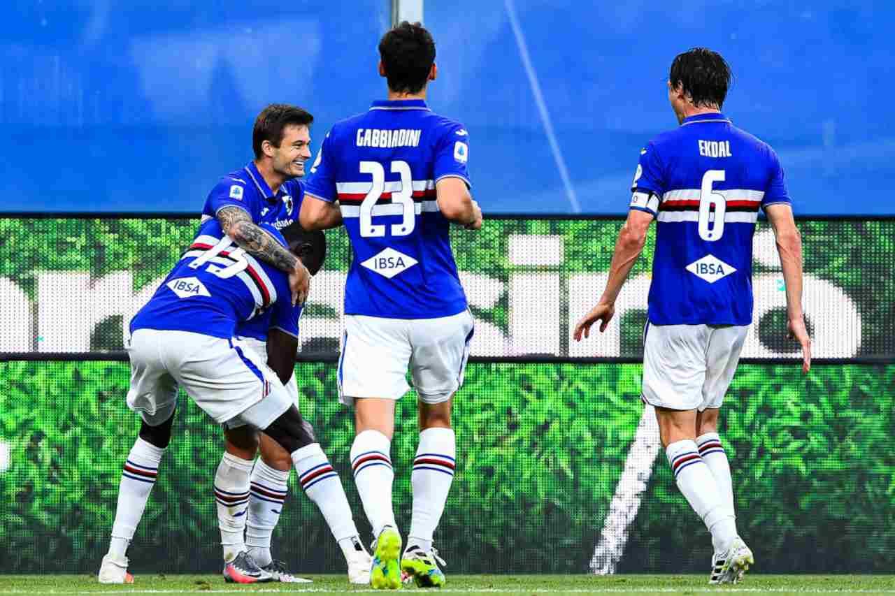 Serie A, highlights Sampdoria-Spal: gol e sintesi della partita ...