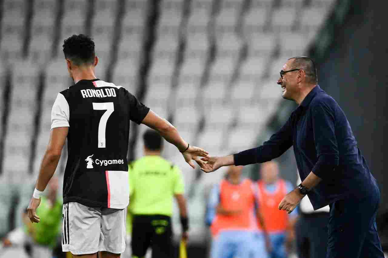 Juventus, la rivincita e il record di Sarri: primo scudetto a 61 anni