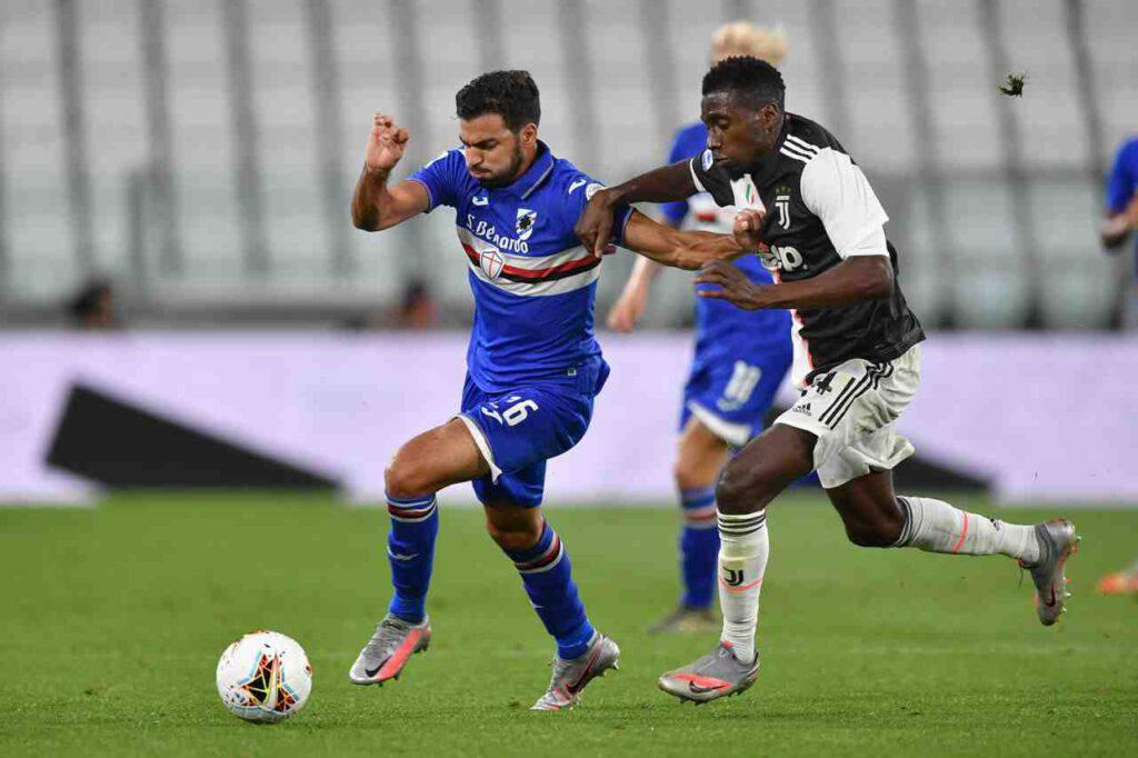 Serie A, stadi senza pubblico, ancora alti i rischi di contagio (Getty Images)