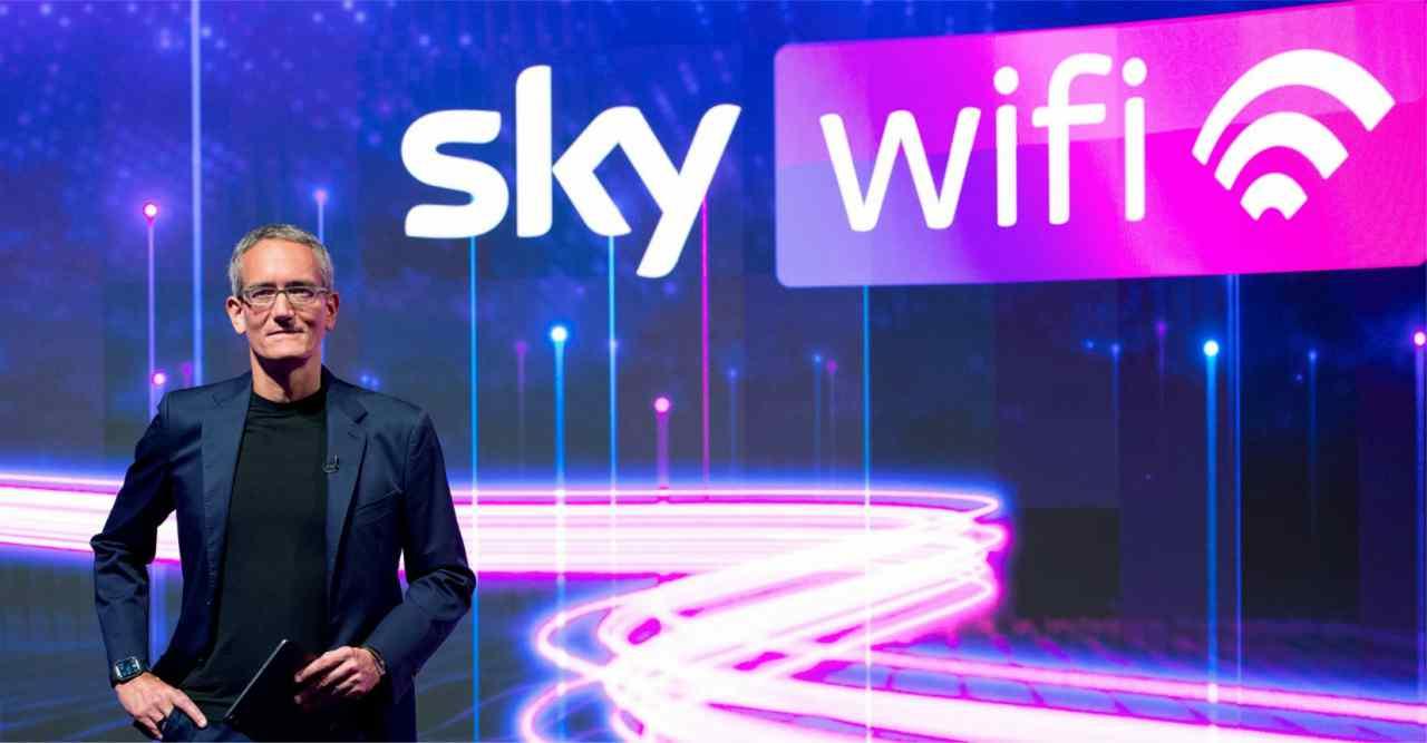Sky WiFi, le prime promozioni lowcost: servizi e costi di attivazione