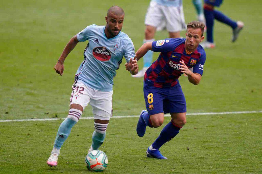 Arthur-Barcellona, caos totale fra le parti (Getty Images)