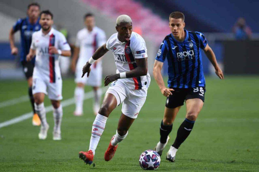 Atalanta-PSG, Gasperini nel post-partita (Getty Images)
