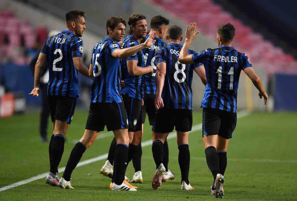 Atalanta, nessun italiano in gol, è record nel nostro calcio (Getty Images)