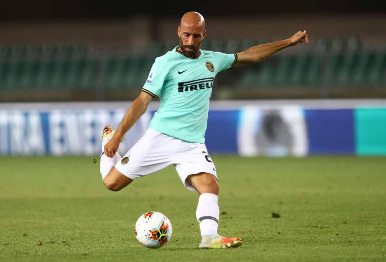 Borja Valero, le squadre interessate (Getty Images)