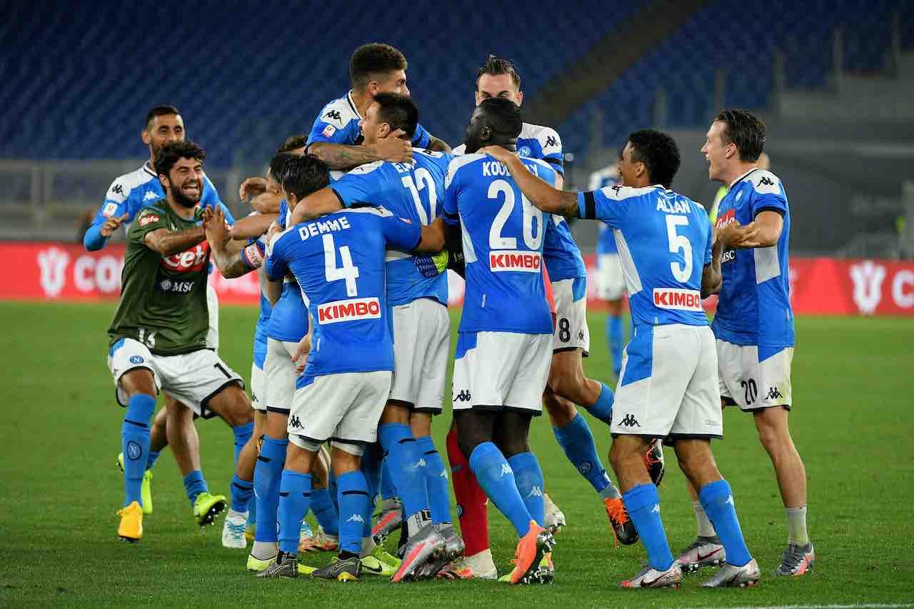 Calciomercato Napoli Da Koulibaly A Callejon Chi E Destinato A Partire