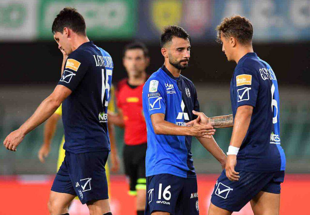 Chievo Verona in semifinale playoff Serie B (Getty Images)