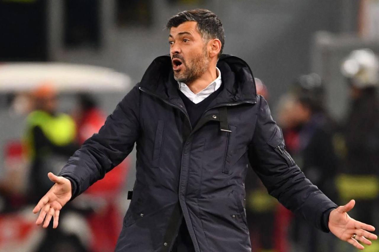Sergio Conceicao, secondo 'A Bola' potrebbe essere lui il nuovo tecnico neroazzurro (Getty Images)