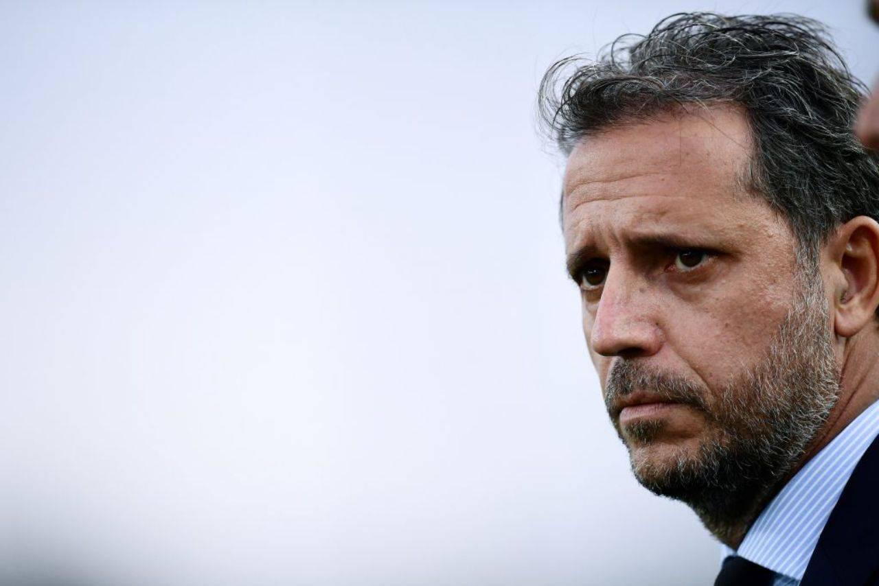 Fabio Paratici, la richiesta nel caso Suarez (Getty Images)