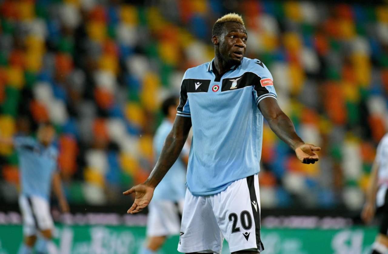 Felipe Caicedo è pronto a lasciare la Lazio dopo tre anni (Getty Images)