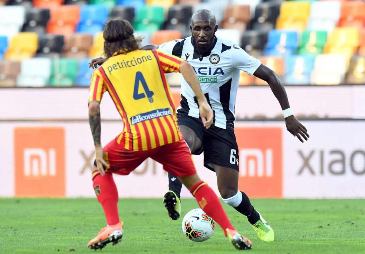 Seko Fofana annuncia il suo addio all'Udinese, Milan ed Inter sulle sue tracce (Getty Images)