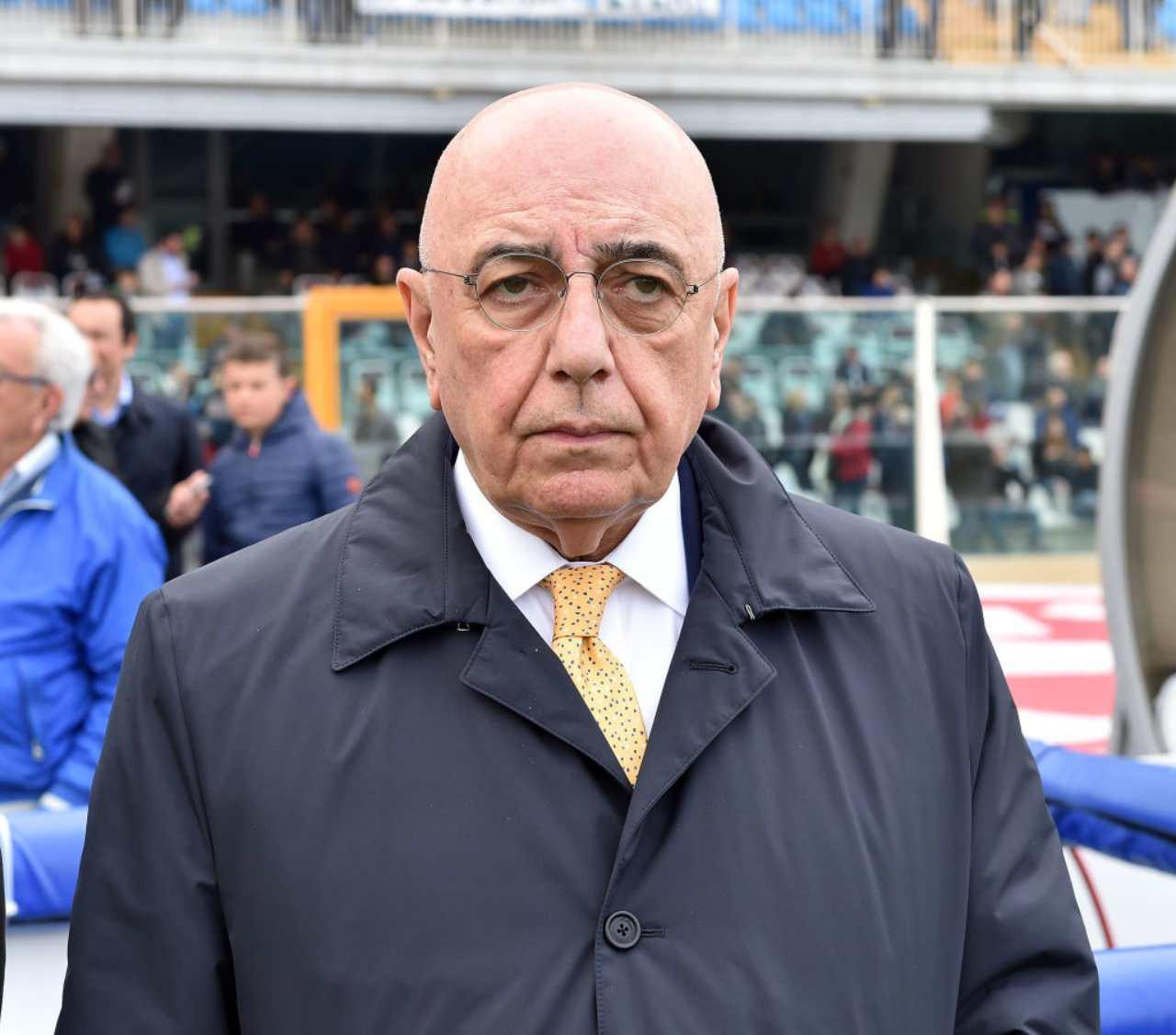 Galliani commenta il colpo Boateng (Getty Images)