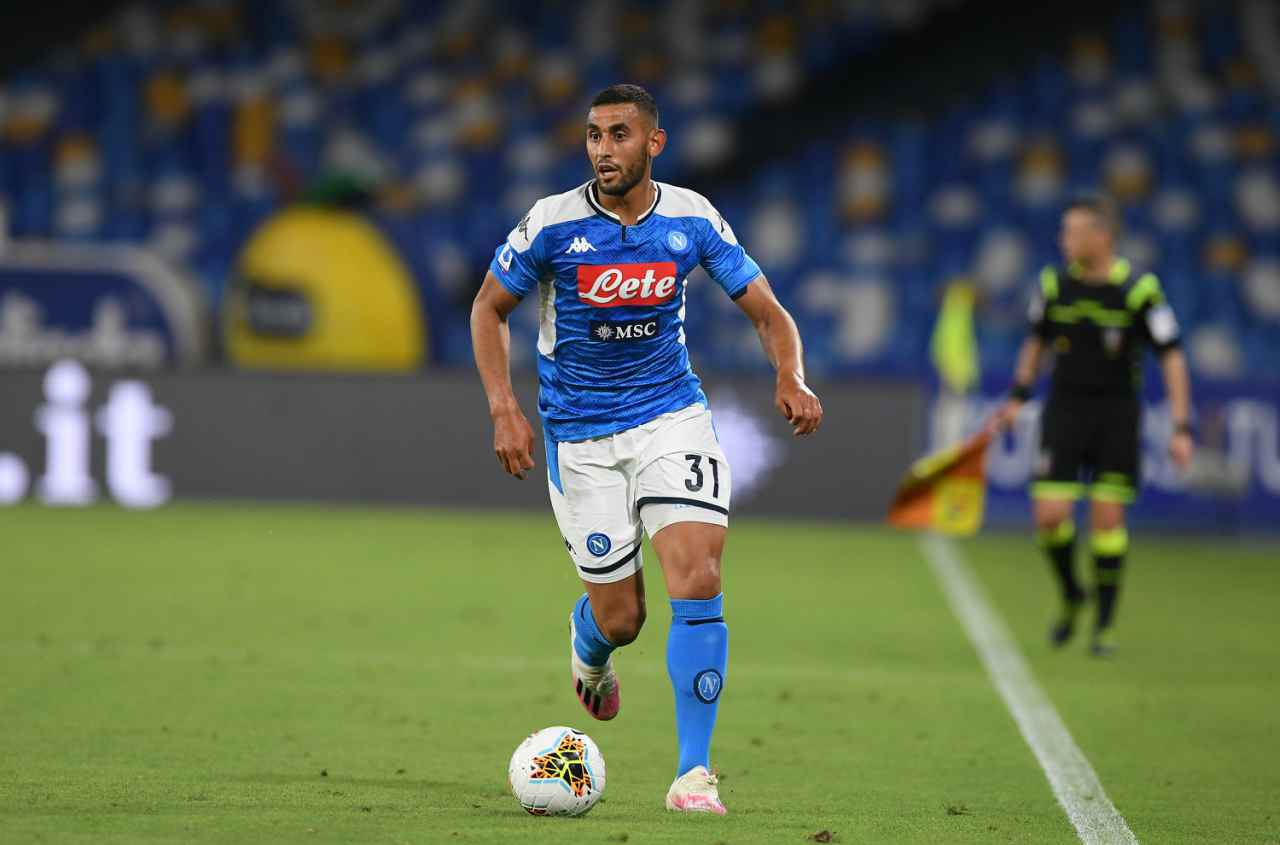 Ghoulam positivo Covid