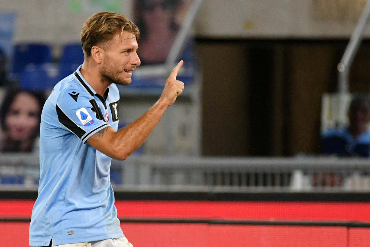 Ciro Immobile ha vinto la Scarpa d'Oro (Getty Images)