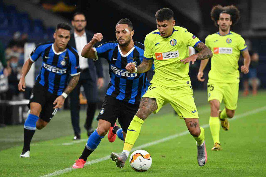 Inter-Getafe Europa League (Getty Images)