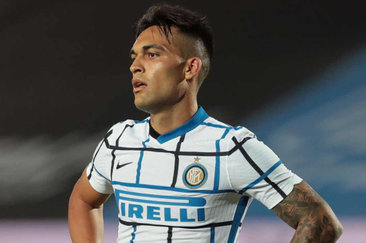 Lautaro Martinez, novità per il futuro (Getty Images)