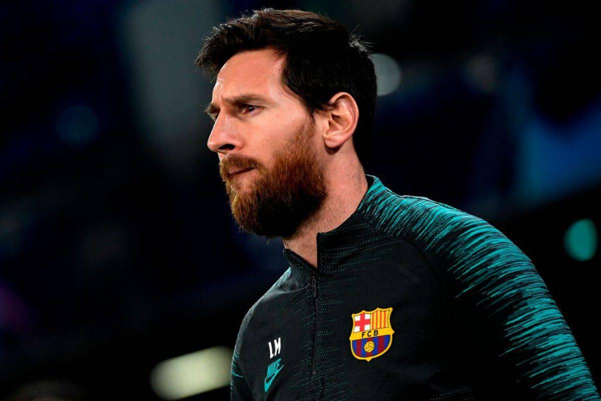 Messi Barcellona